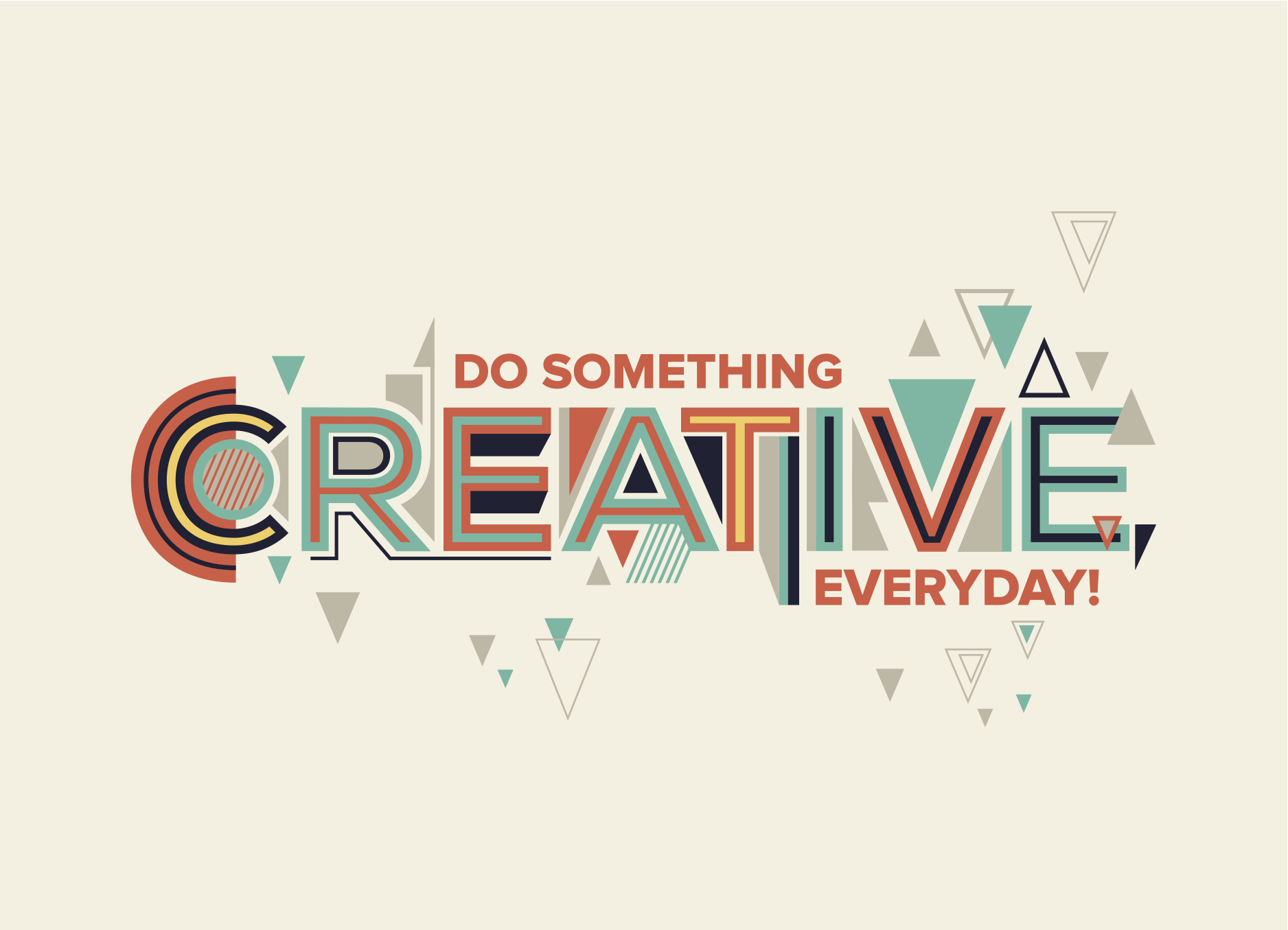 THE CREATIVE CAREER - Ever heard you can't make a living from being an artist? Well, if you have we certainly hope you didn't believe it.All about arts and entrepreneurship, The Creative Career offers insightful tools for materializing passionate ideas!