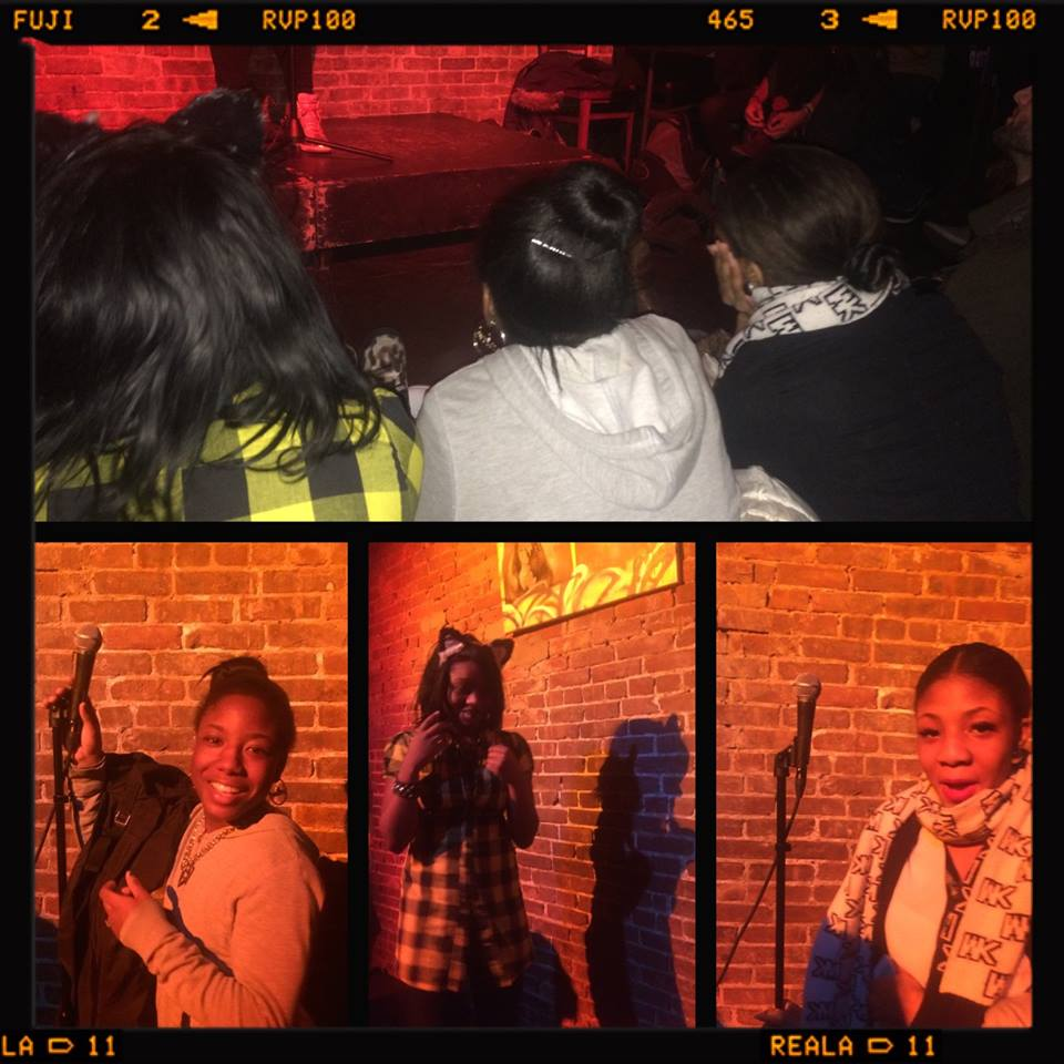 SEEDS! Peer-to-Peer  - ARTS OUTING & EVENT: NUYORICAN POETS CAFE, NEW YORK CITY