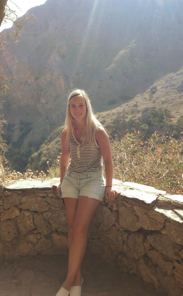April Ann Reigstad - 25 år, Jobbveileder