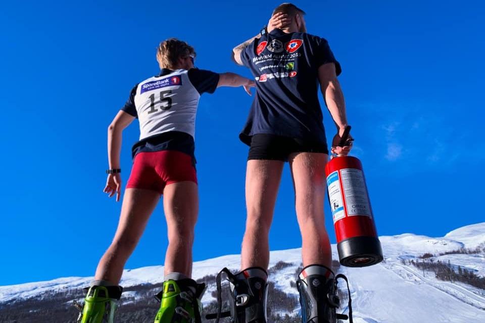 BRANN NM ALPINT - 13. - 16.mars 2019Lemonsjø Alpinsenter - Vågå