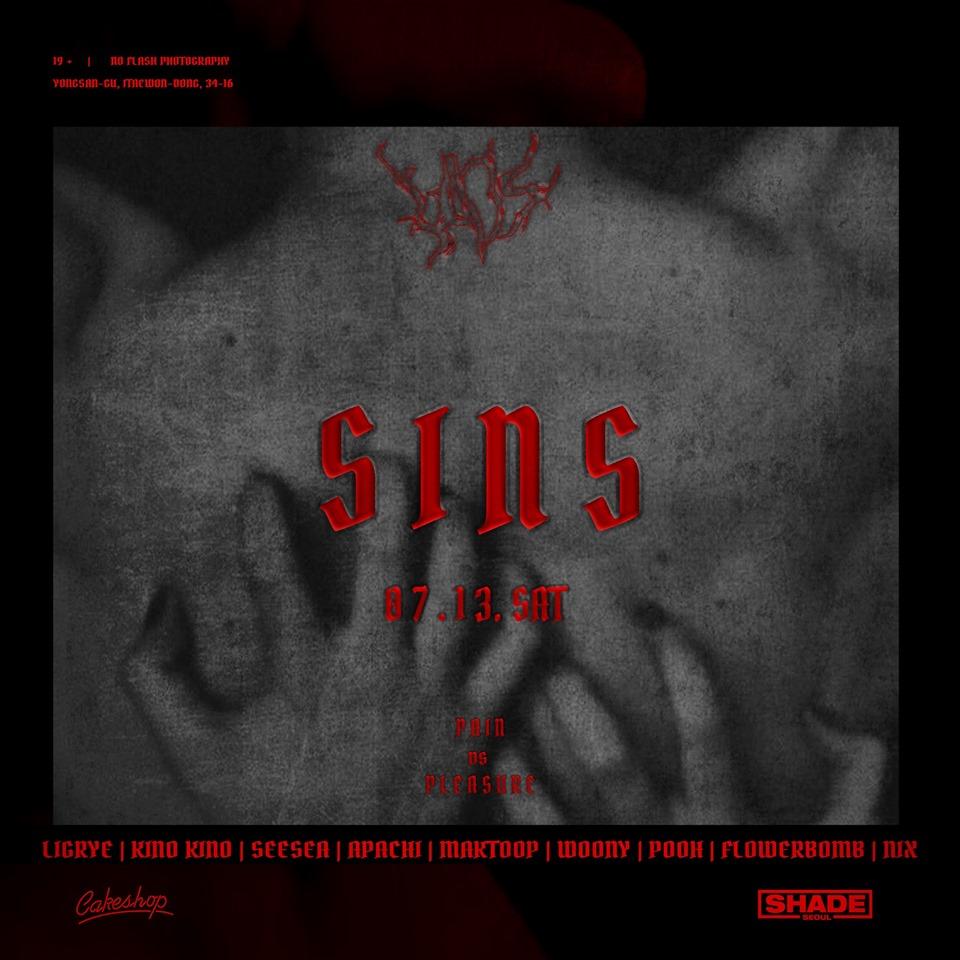 SINS VOL. 4 - By SHADE