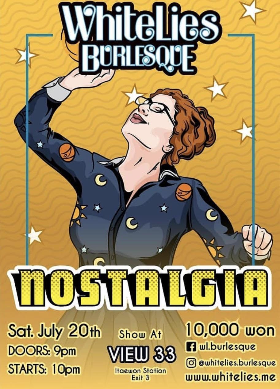 NOSTALGIA - A WhiteLies show