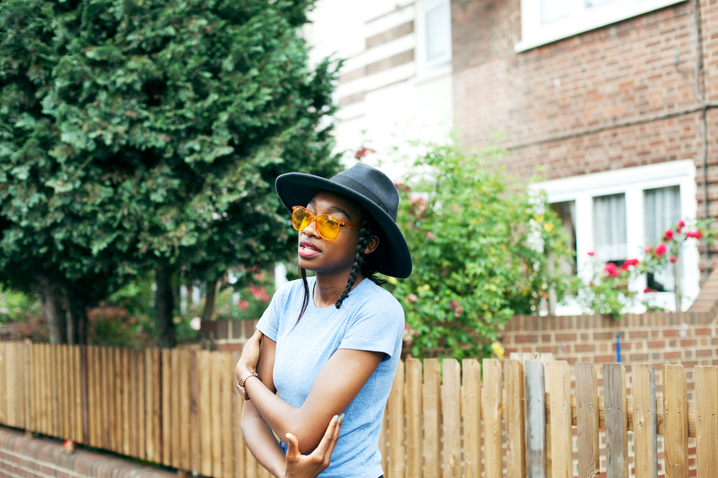 Little Simz / The Fader