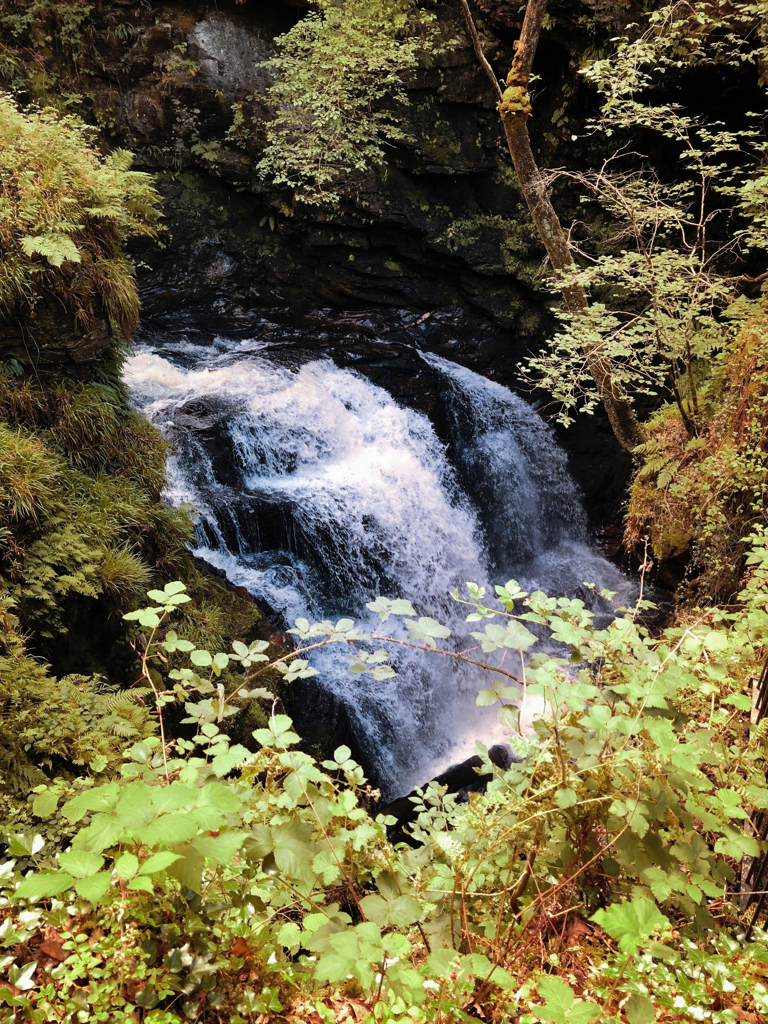 The Cynfall Falls