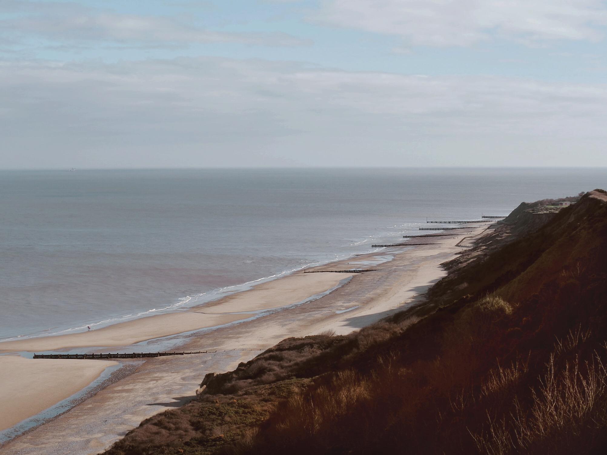 Norfolk's Endless Sands
