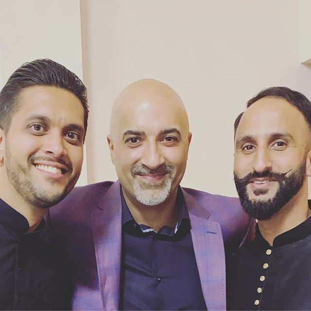 If you haven't checked out my brothers @dheejski and @jazgill7 and their absolutely hilarious show Two Guys and a Beer - you're missing out!  Tune in Wednesday at 6pm in London to hear the fellas thoroughly entertain you! @rukusavenueradio @dashradio