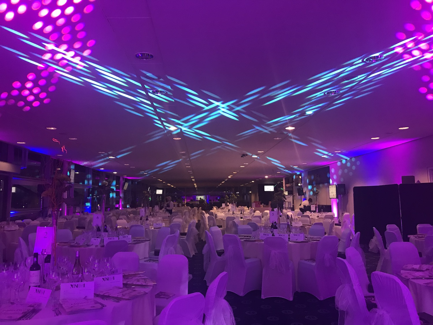 Copy of Newbury Racecourse Audio Visual Equipment Hire