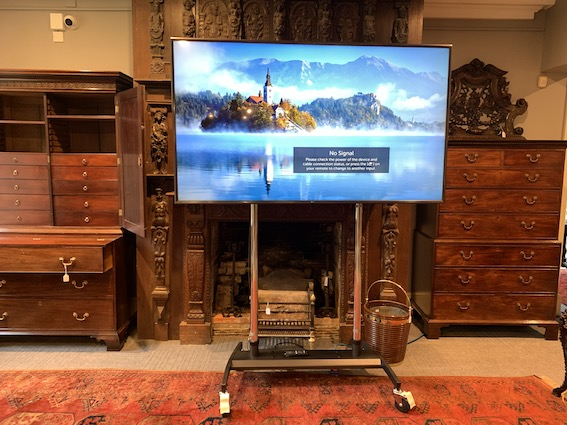 Large TV Hire