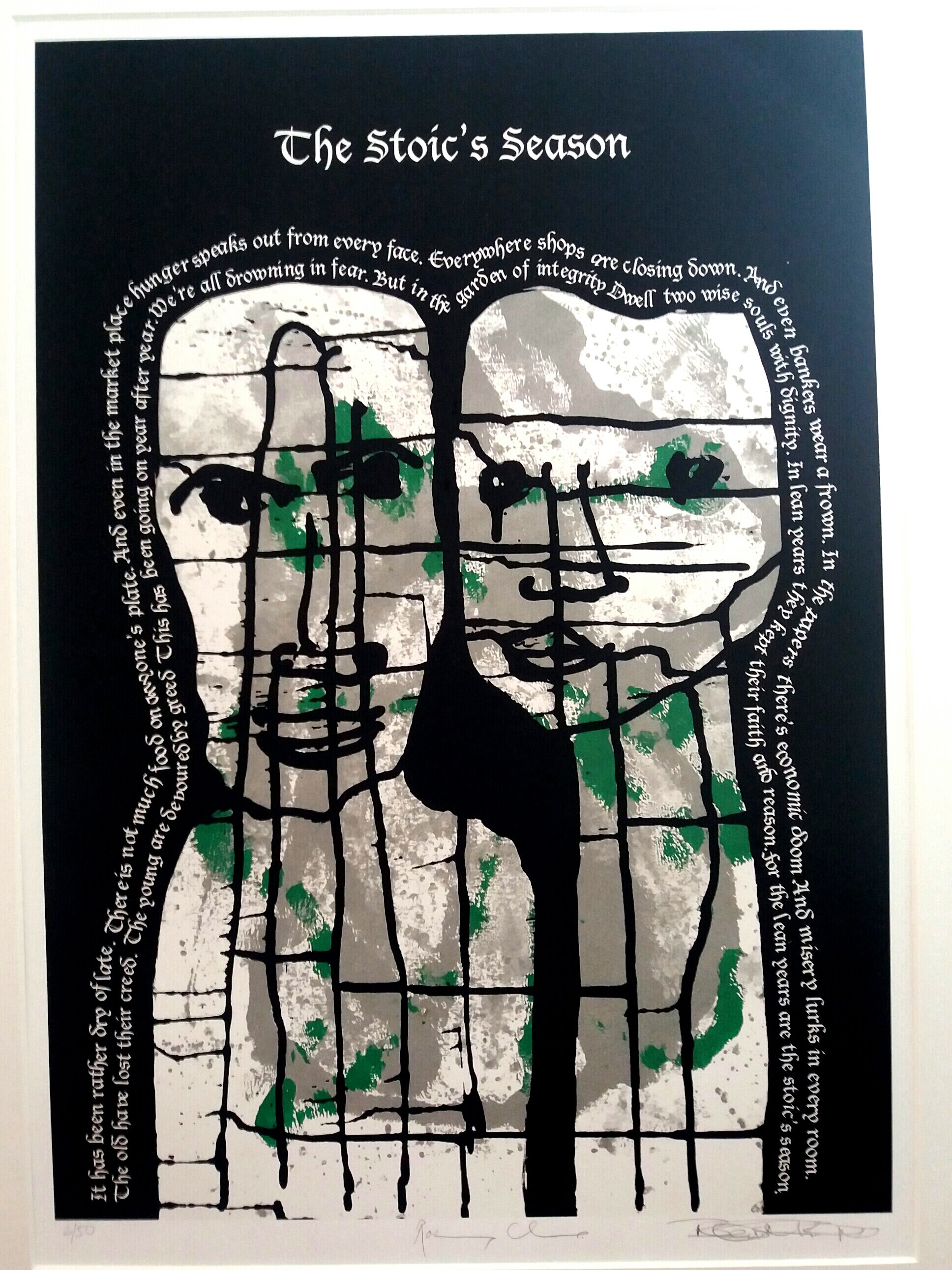 Ben Okri and Rosemary Clunie - The Stoic Season .jpg