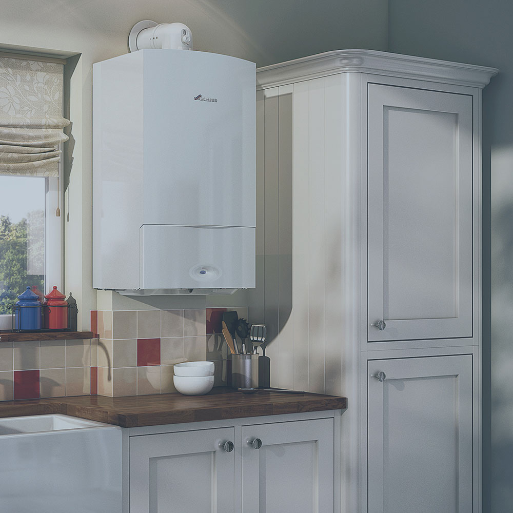 GAS BOILERS - FIND OUT MORE>