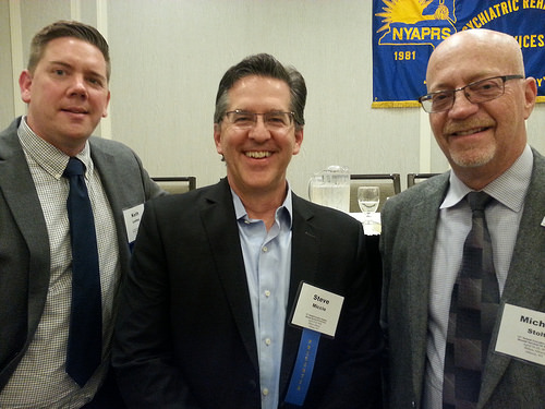 3 Trailblazers: MHAST's Keith Leahey, PEOPLe Inc's Steve Miccio and the Association for Mental Health and Wellness' Mike Stoltz