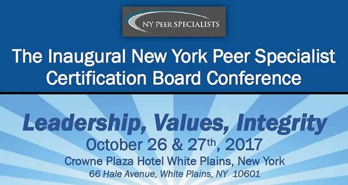 To Register Now please visit the NYPSCB website  HERE   Sponsorship and Exhibit Opportunities can be found  HERE   Join the NYPSCB in celebrating peer support! Should you have any questions regarding these opportunities for this conference, please contact Tara Davis at 518-426-0945 or by e-mail at  tdavis@asapnys.org .