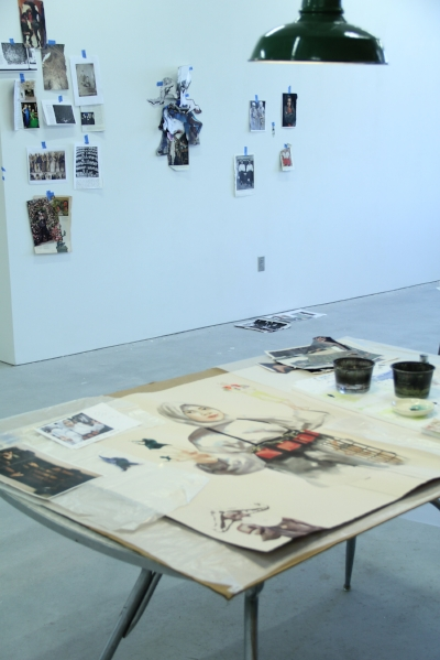 Studio, Bemis Center for the Arts, 2012