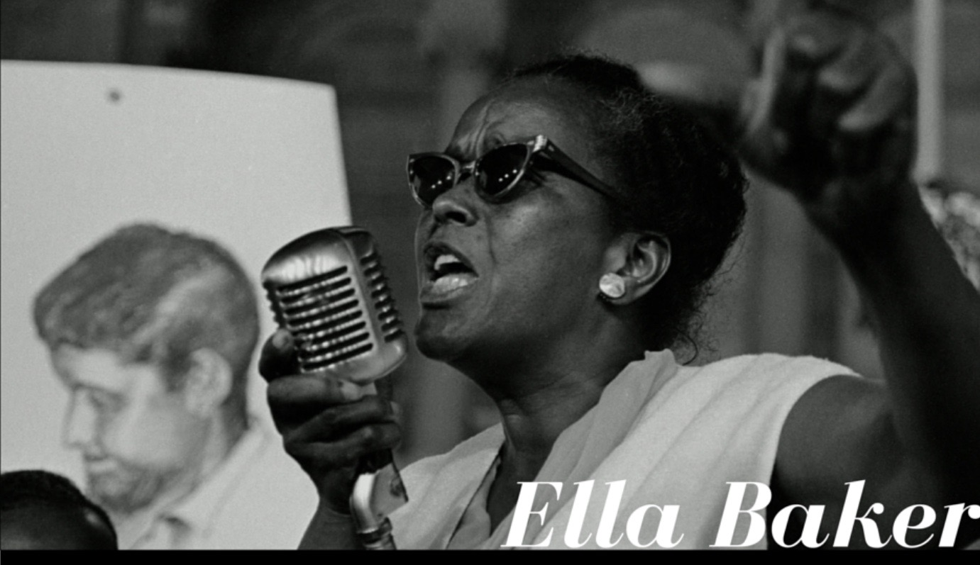 This means we are going to have to learn to think in radical terms. I use the term radical in its original meaning...getting down to the root cause. It means facing a system that does not lend itself to your needs and devising a means by which to change that system. ELLA BAKER