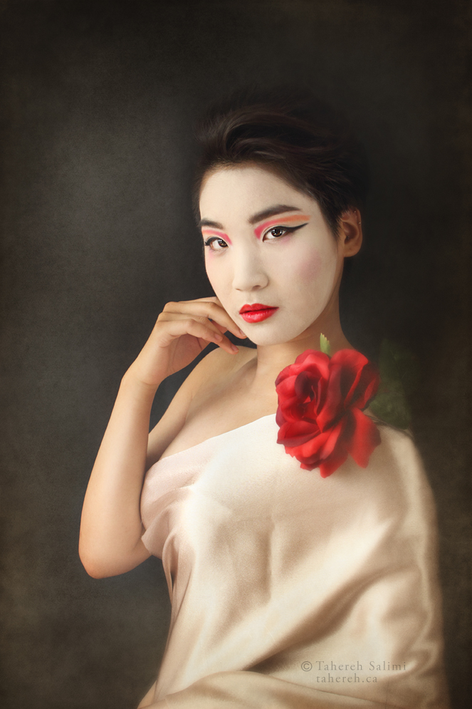 Photography:    Tahereh  Salimi   Model: Janice Yang