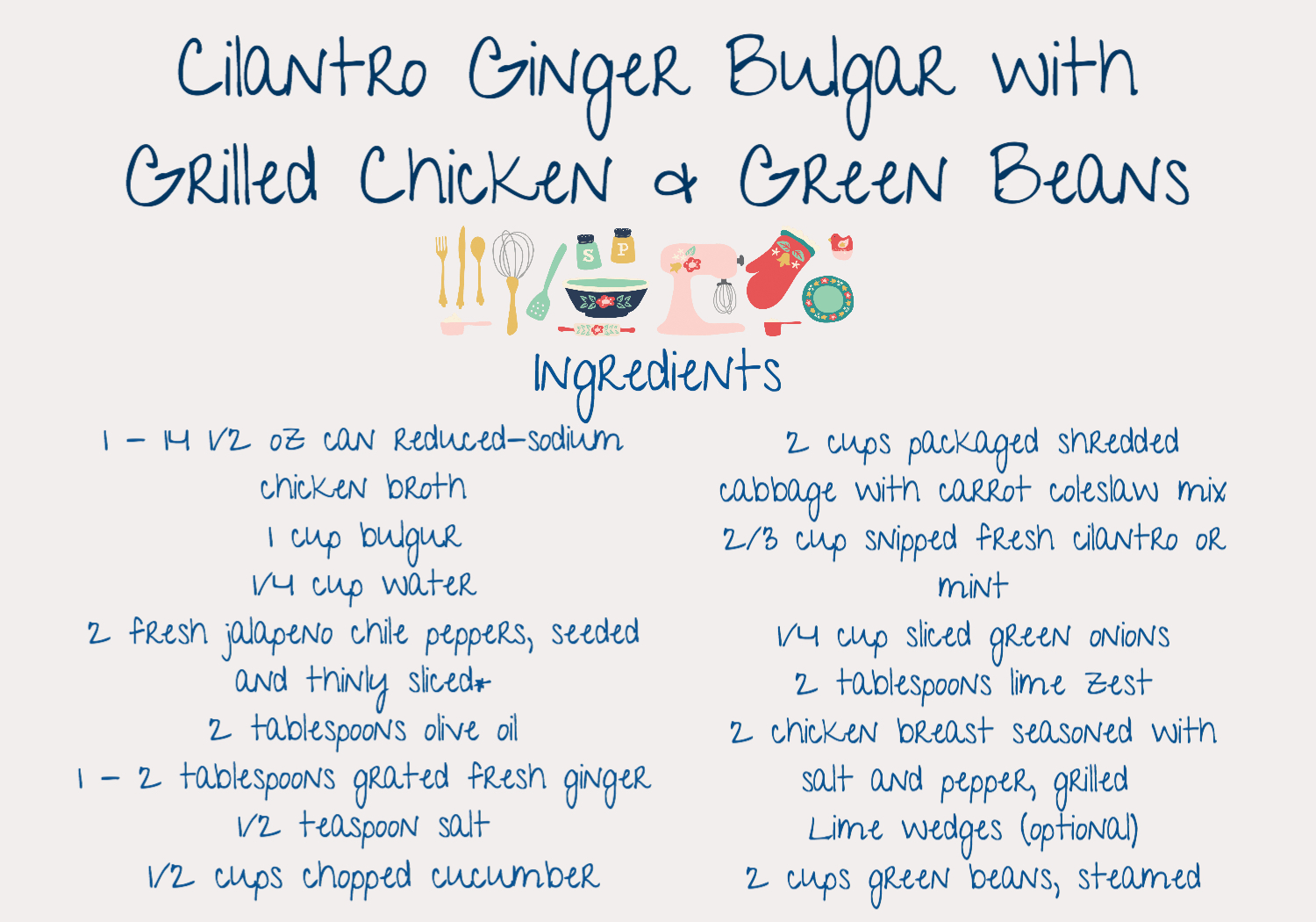 9_14 Cilantro Ginger Bulgar Ingredients .jpg