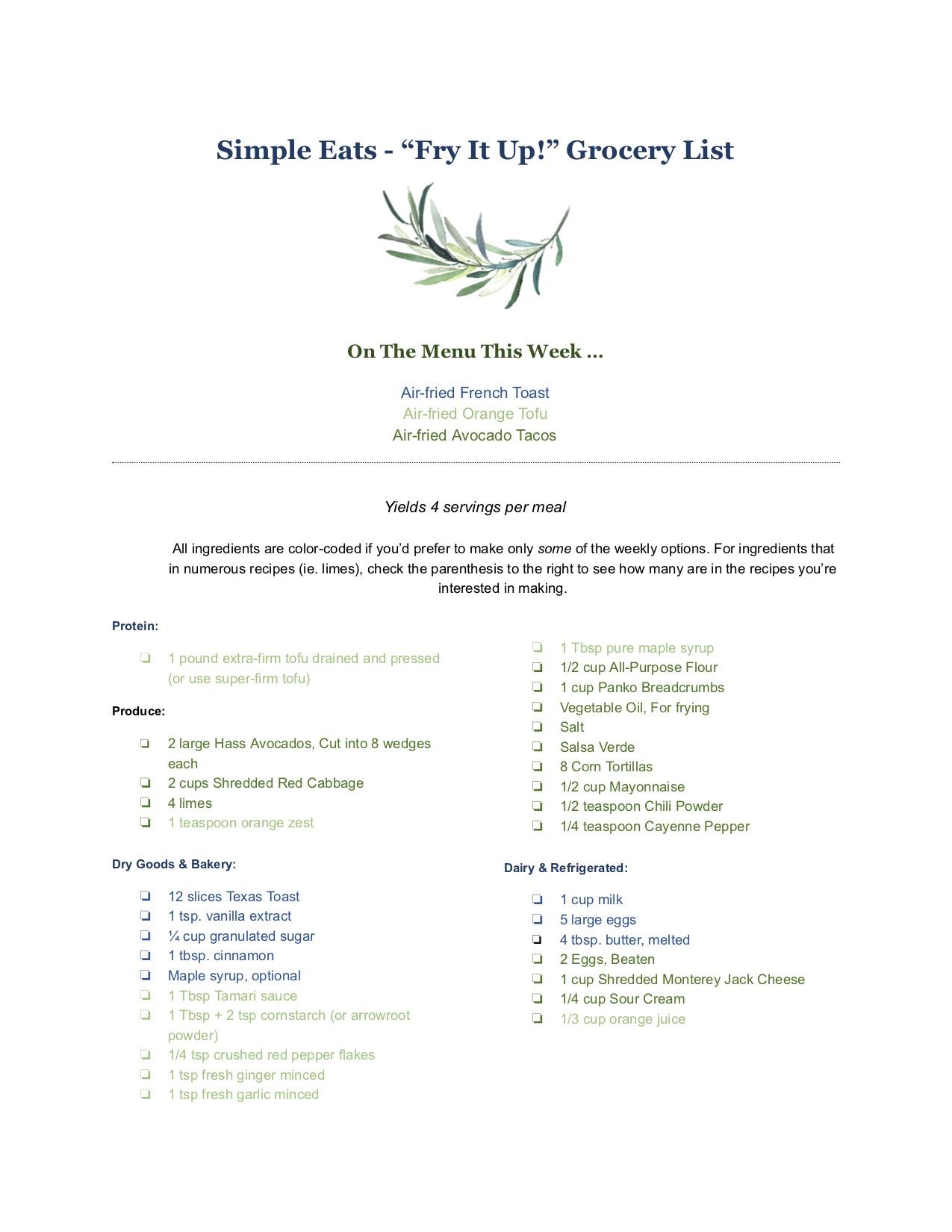 Air-Fried grocery list.jpg