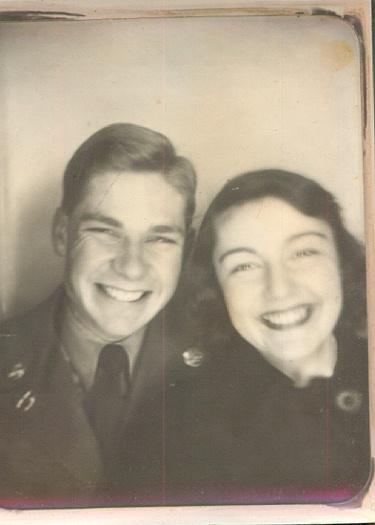 Iris and Jack, 1950