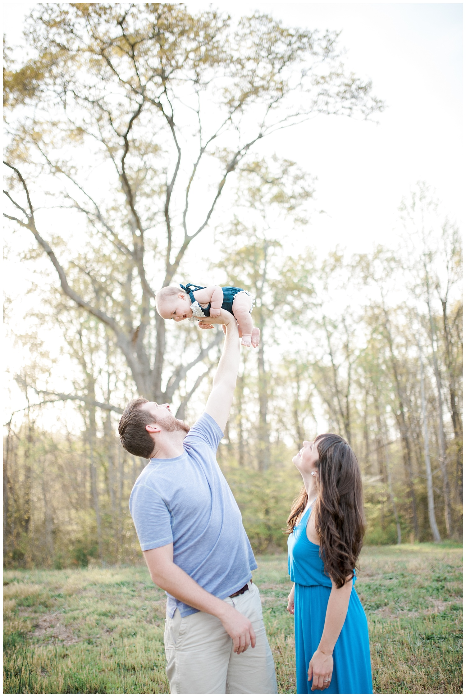Greenville family photography