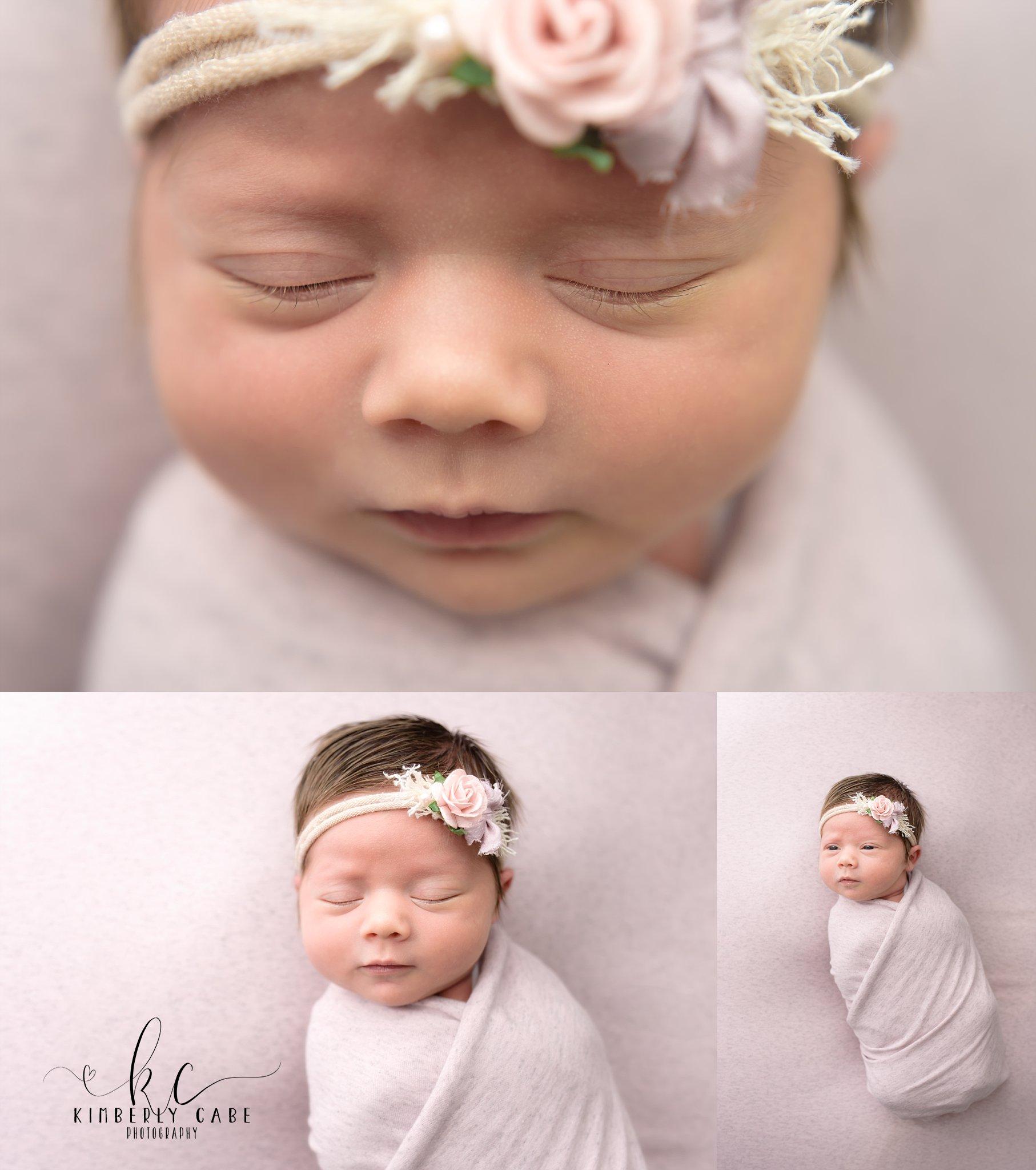 Greenville Premier newborn photographer