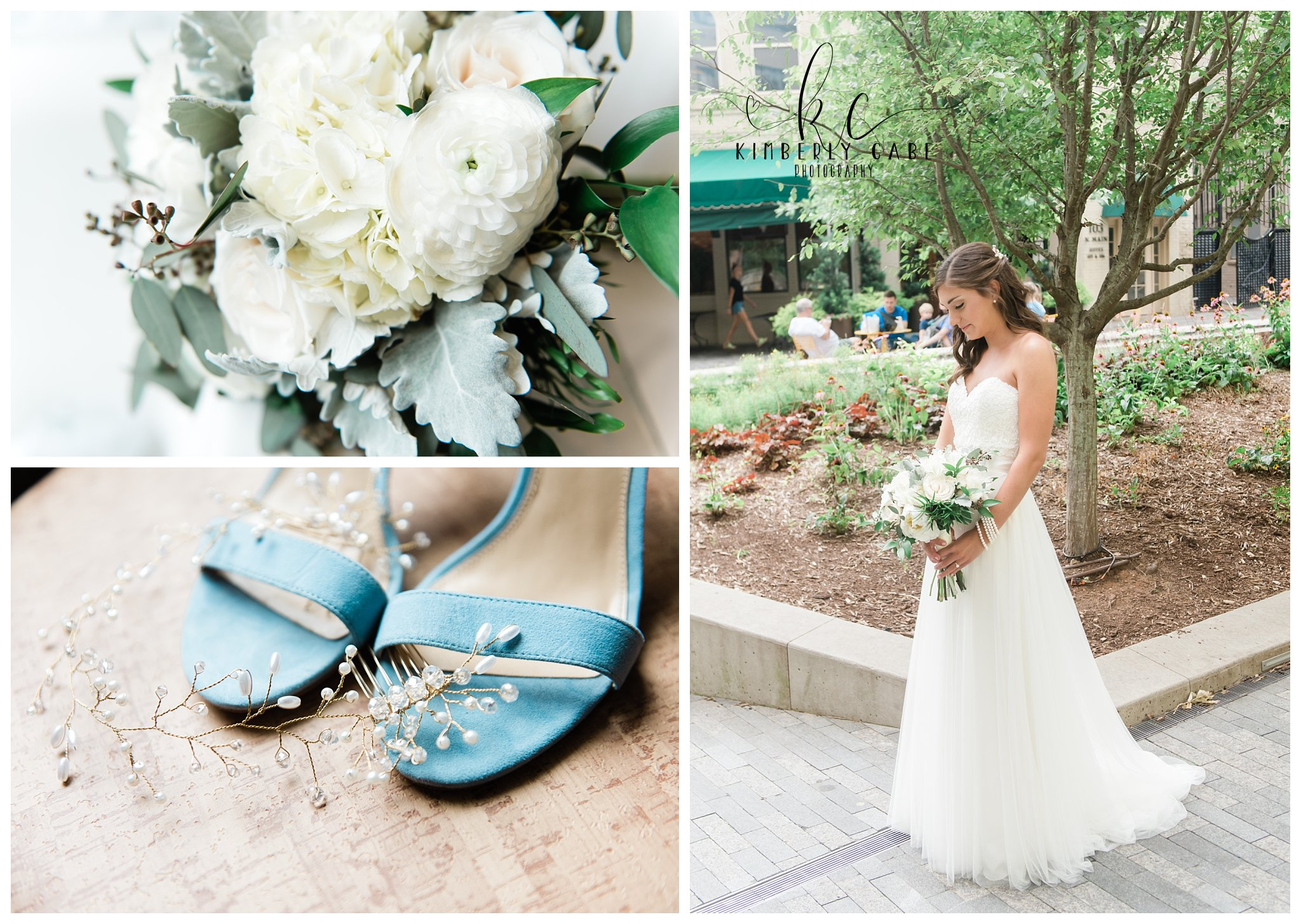 Bride Greenville SC