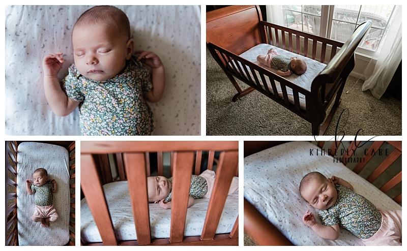 Greenville SC Lifestyle Newborn Photographer