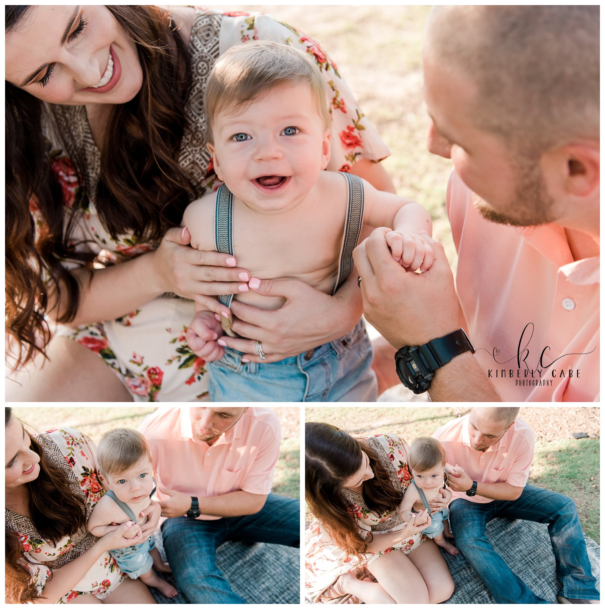 Greenville SC 6 month baby session