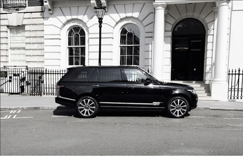 Range Rover Vogue - Chauffeur-driven car hire - Cobham, Surrey