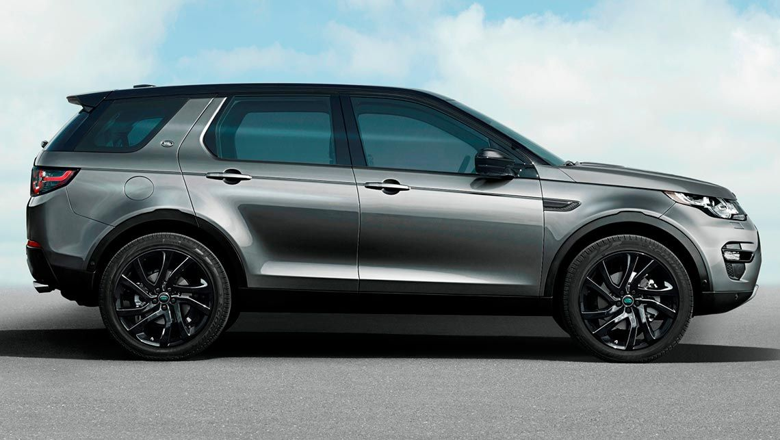 Land Rover Discovery Sport HSE - Chauffeur-driven car hire - Cobham, Surrey