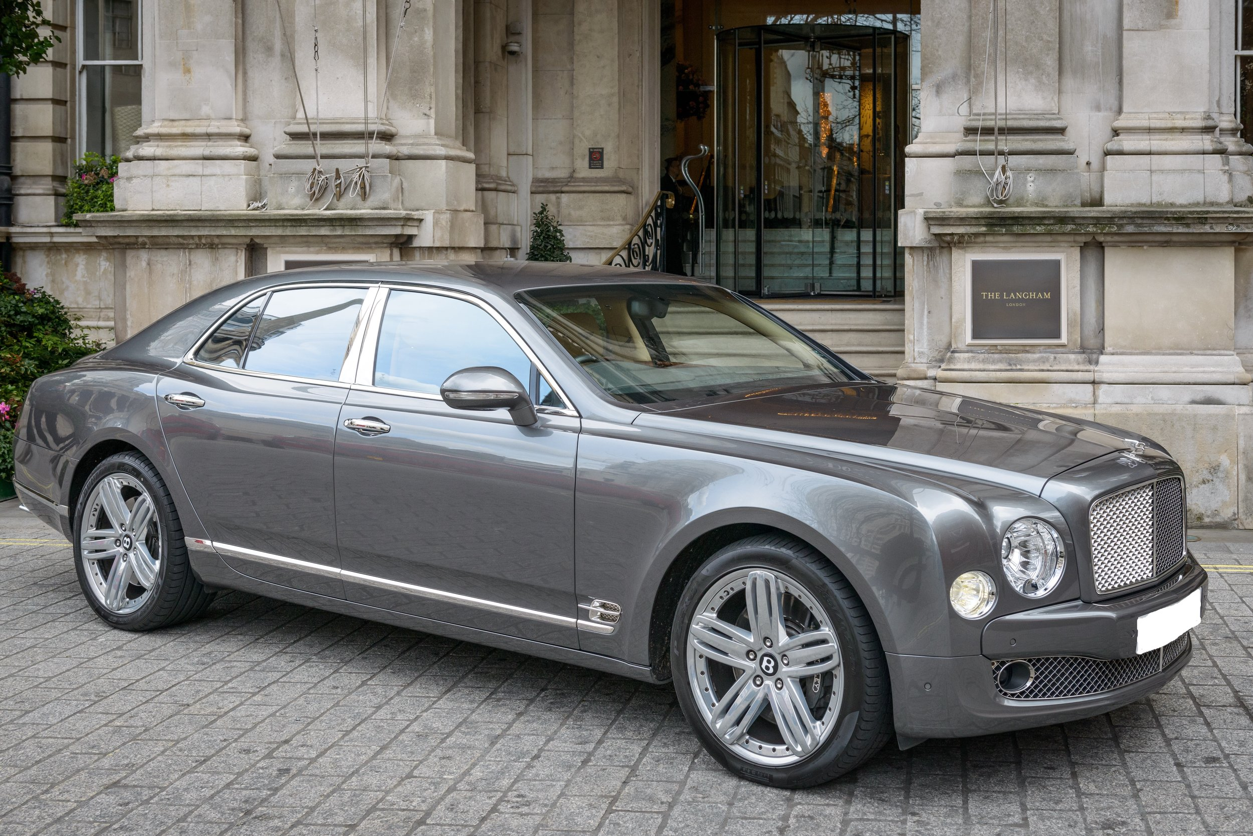 Bentley Mulsanne - Chauffeur-driven car hire - Cobham, Surrey