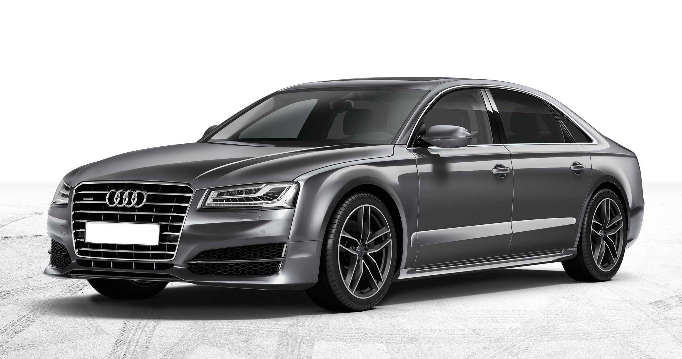 Audi A8 LWB - Chauffeur-driven car hire - Cobham, Surrey
