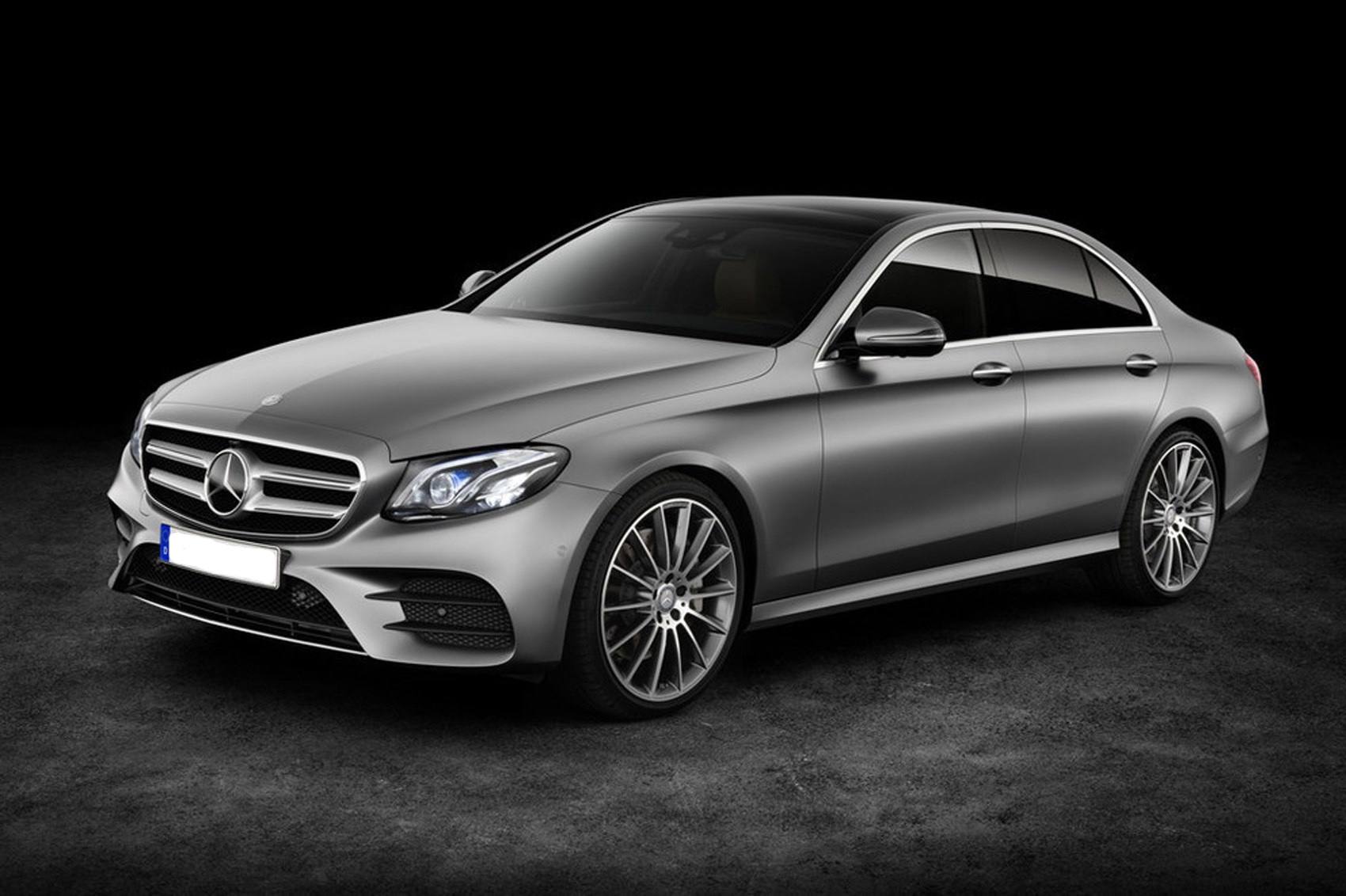Mercedes-Benz E-Class - Chauffeur-driven car hire - Cobham, Surrey