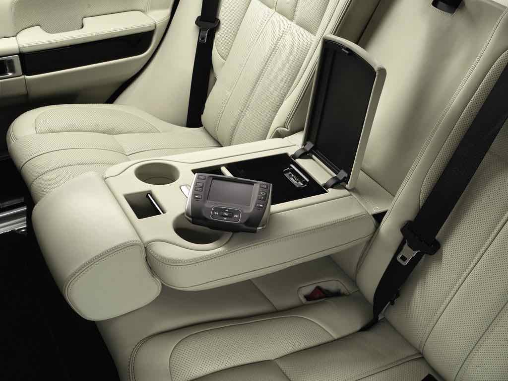 Oxford leather upholstery -