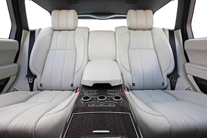 Heated rear seats -