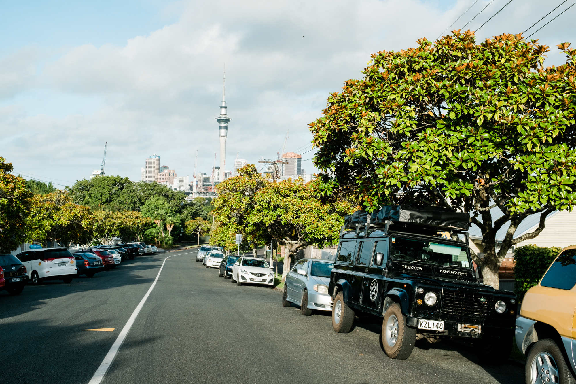 Land Rover in Auckland