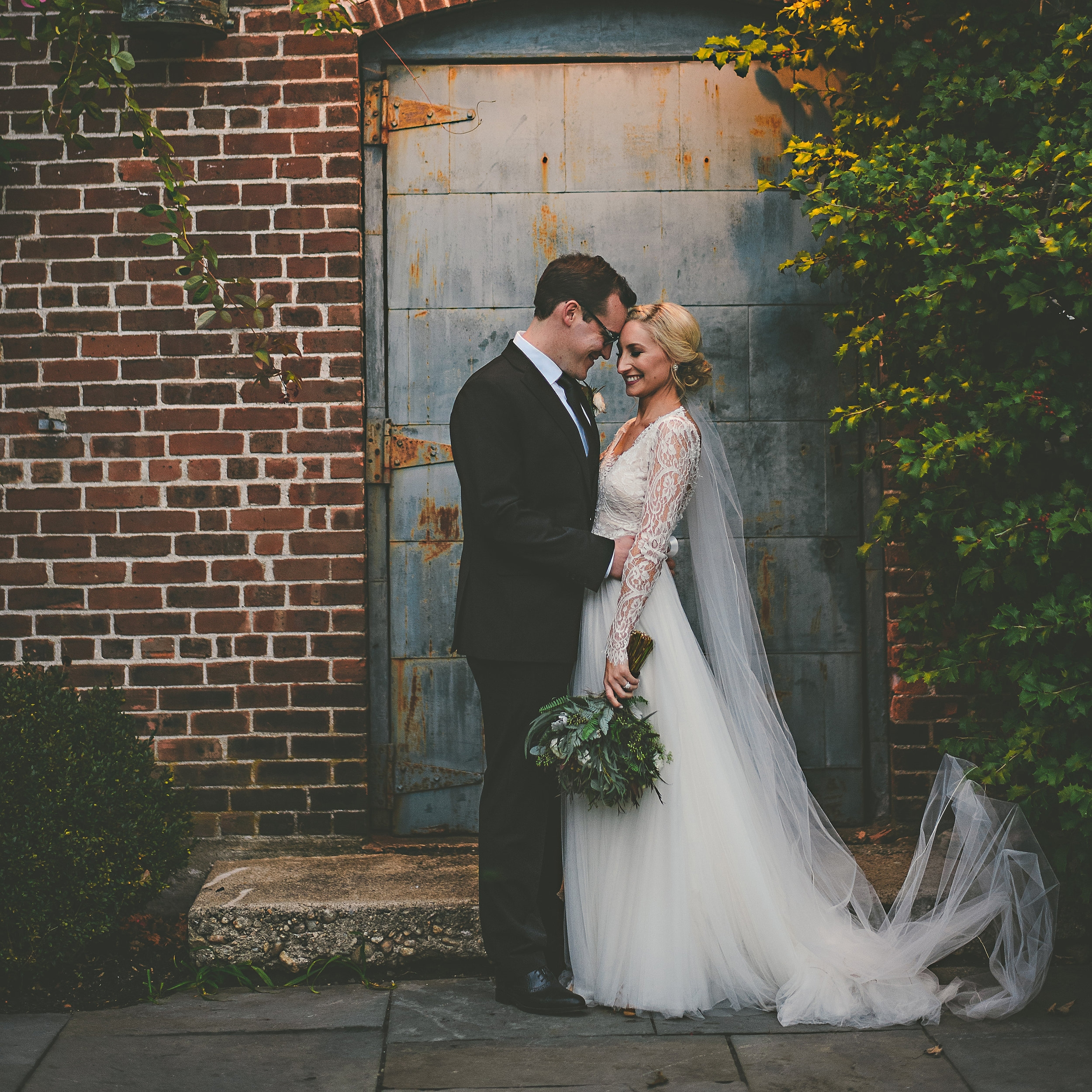 LACE FACTORY WEDDING -