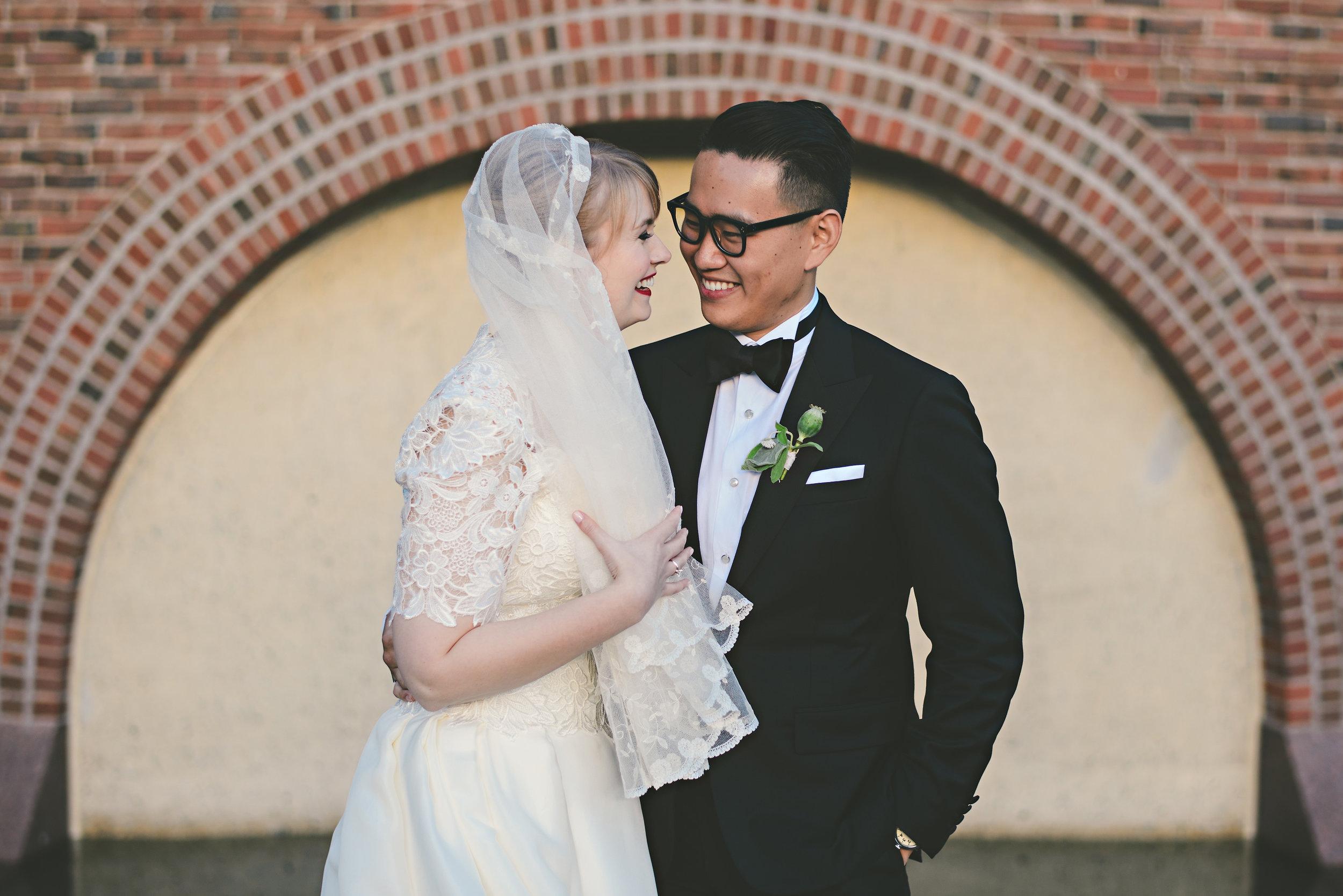 BOSTON WEDDING -