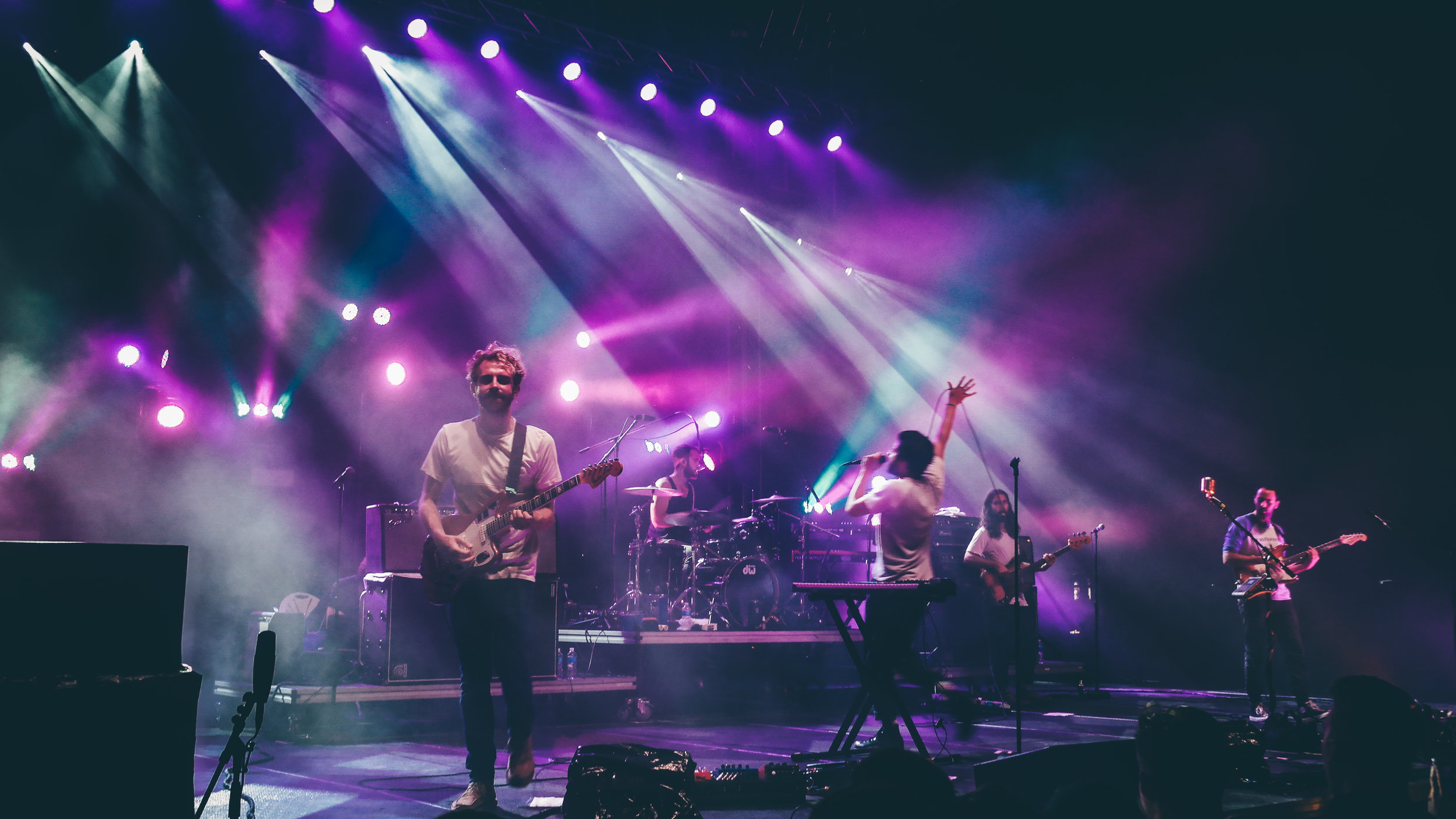 Young The Giant  Various One Offs  2015