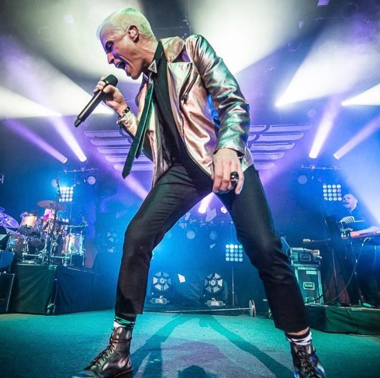 Neon Trees  Intimate Night Out Tour  2015
