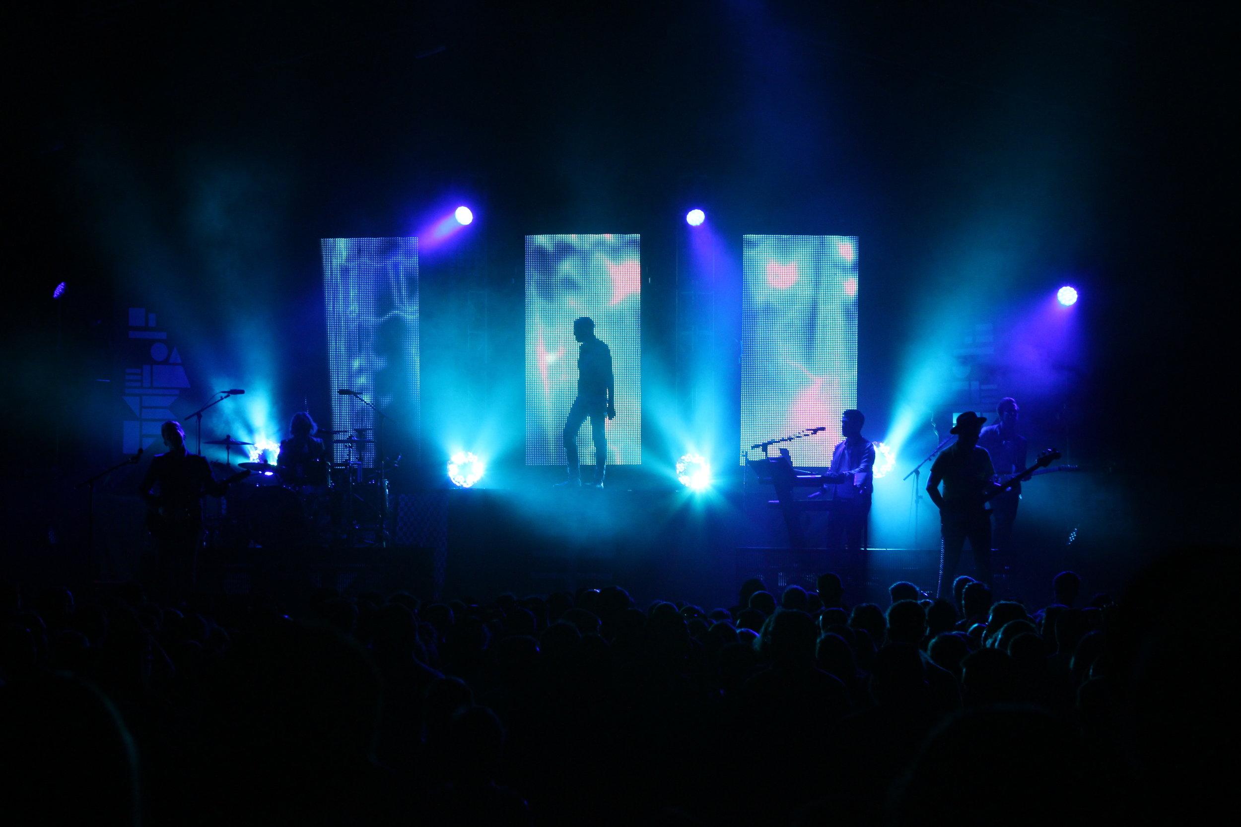 Neon Trees  Pop Psychology Tour  2014