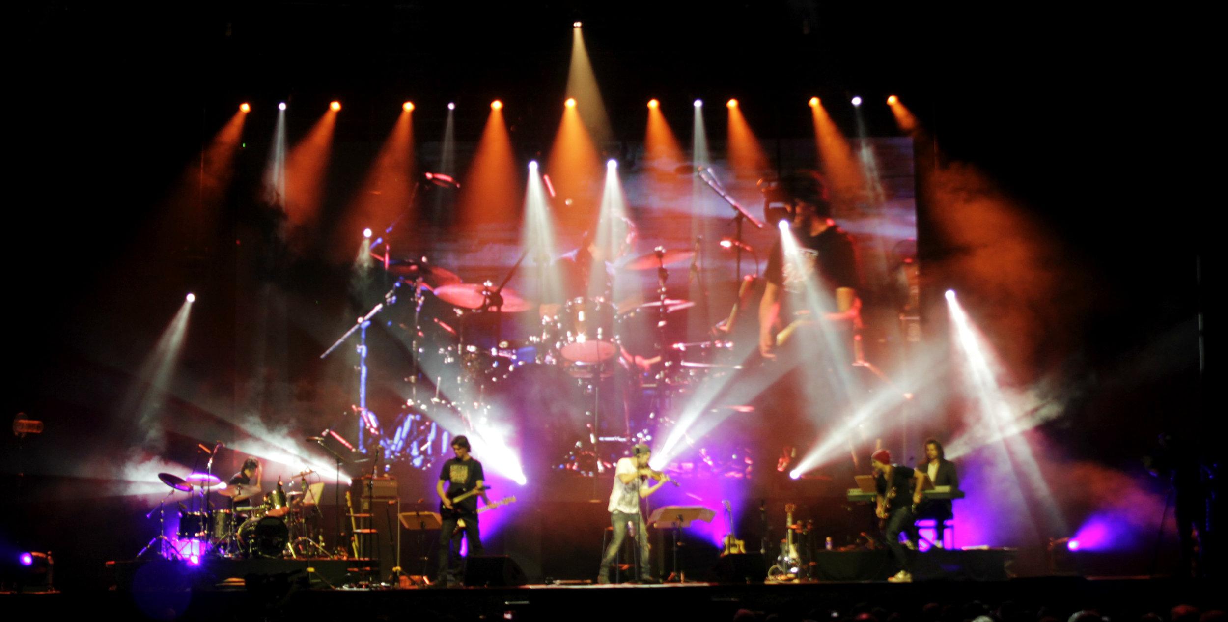 David Garrett  Mexican/South American Cross Over Tours  2015/2016