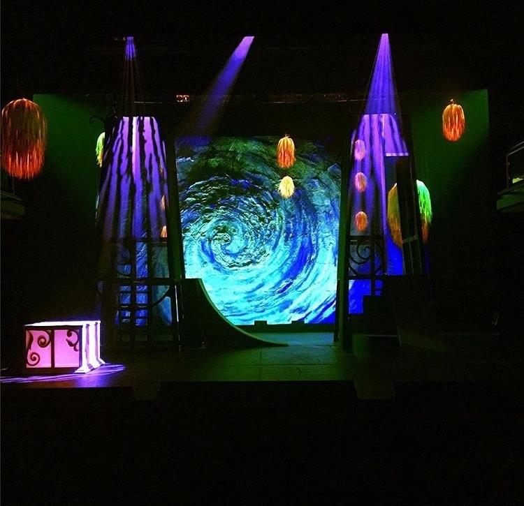 A Midsummer Night's Dream - 2016  Winnipesaukee Playhouse - Meredith, NH