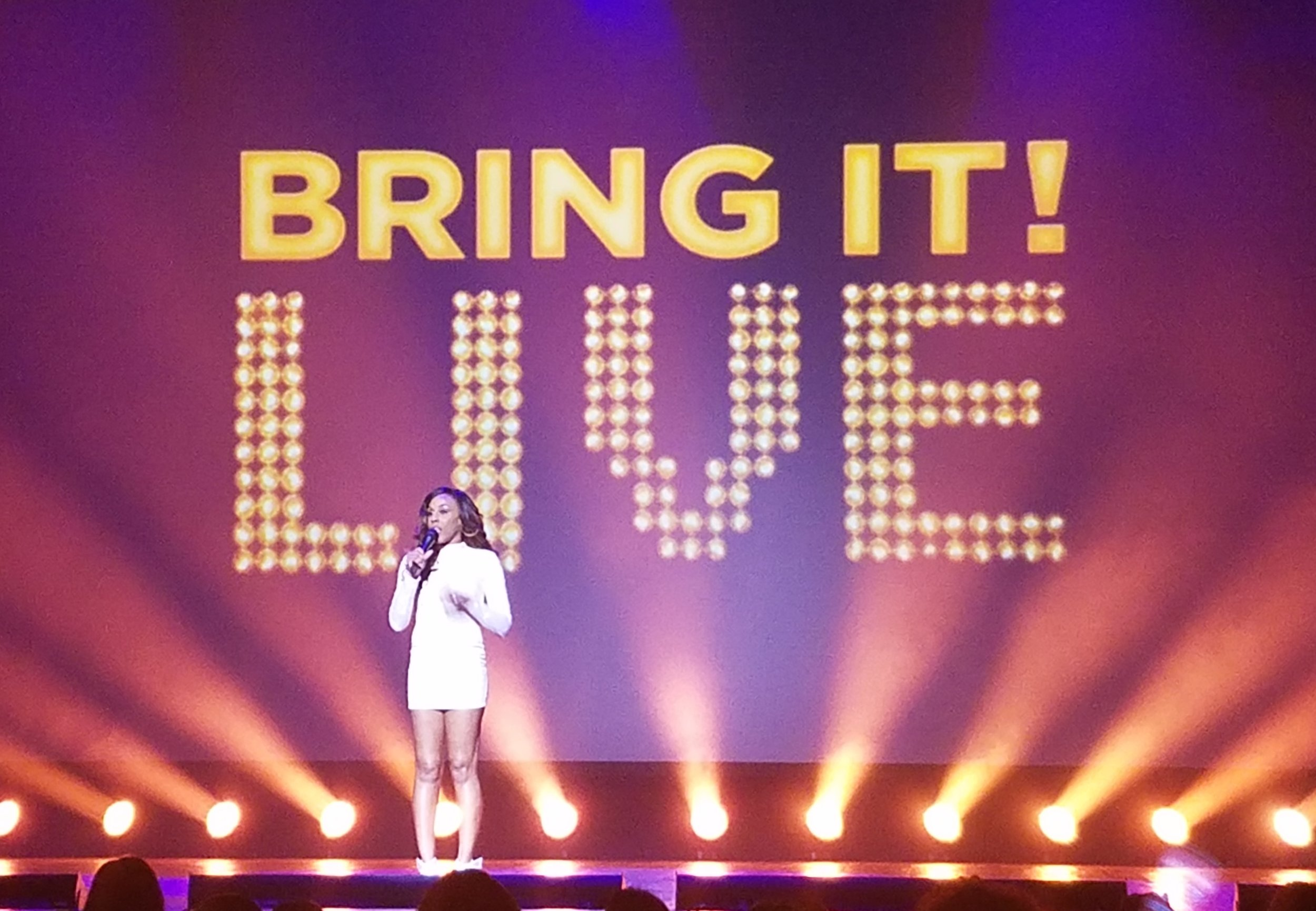 Bring It! Live - 2016  North American Tour - Mills Entertainment