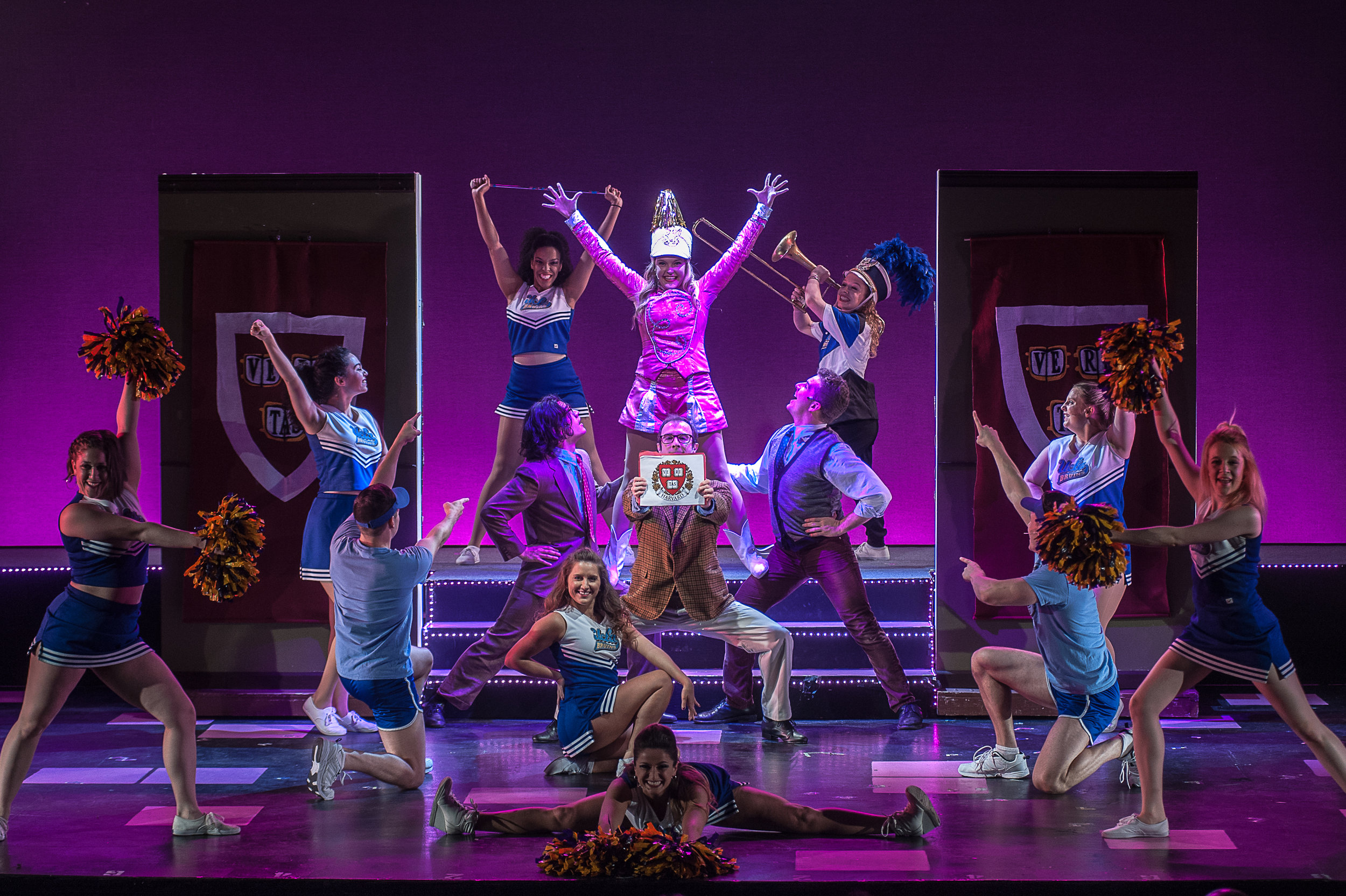 Legally Blonde - 2016  Seven Angels Theatre - Waterbury, CT