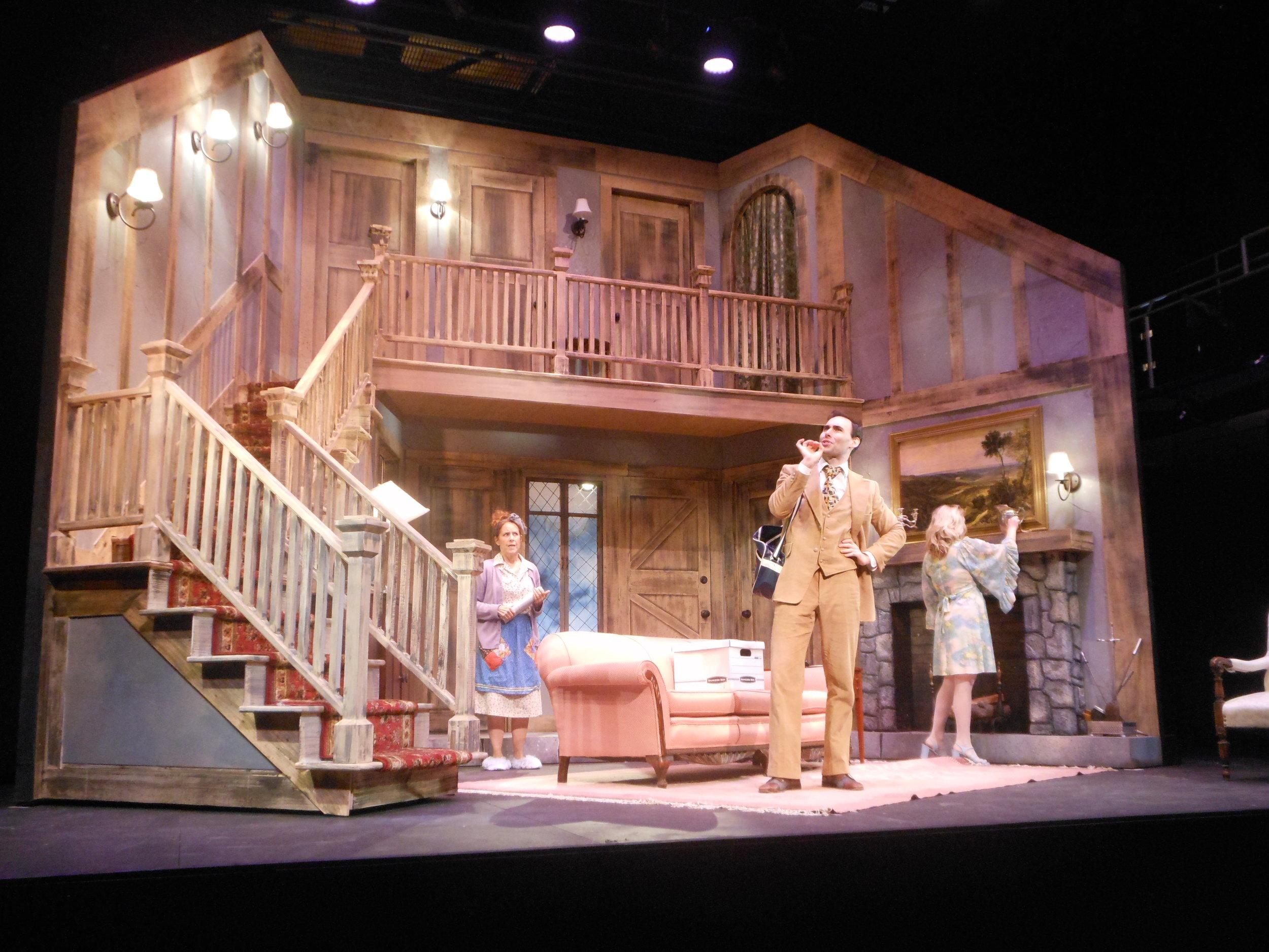 Noises Off - 2013  The Winnipesaukee Playhouse - Meredith, NH