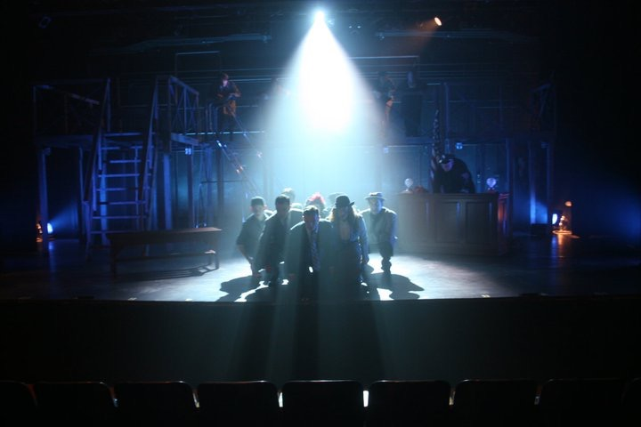 Mad Bomber - 2011  Seven Angels Theatre - Waterbury, CT