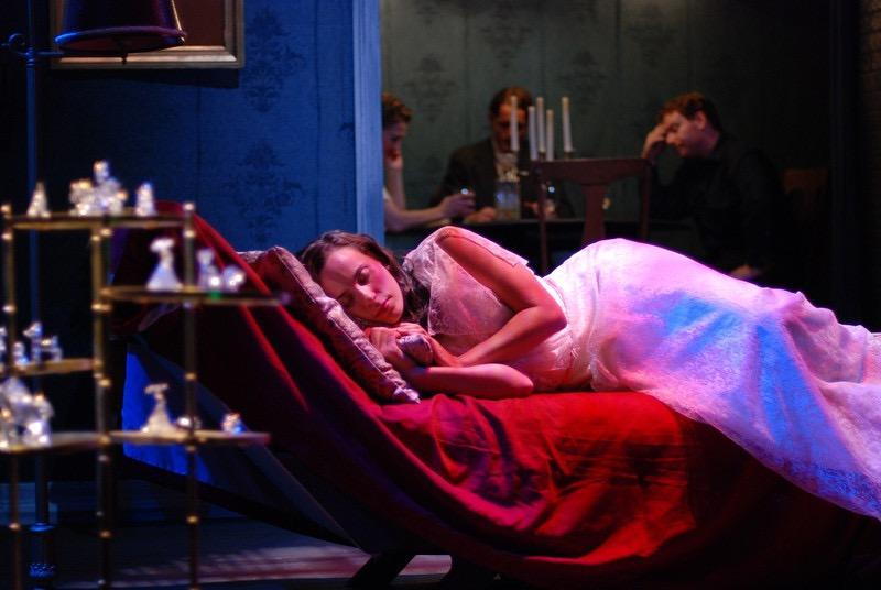 The Glass Menagerie - 2008  The Winnipesaukee Playhouse - Laconia, NH