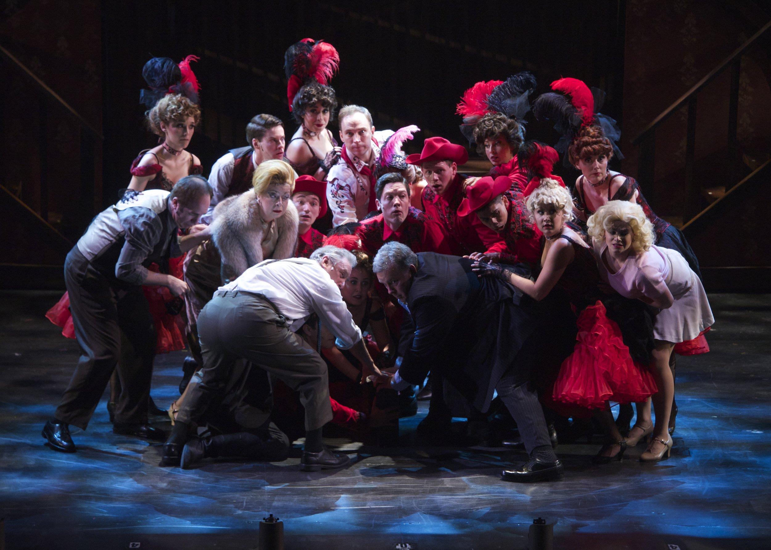 Curtains - 2016  The Wick Theatre - Boca Raton, FL