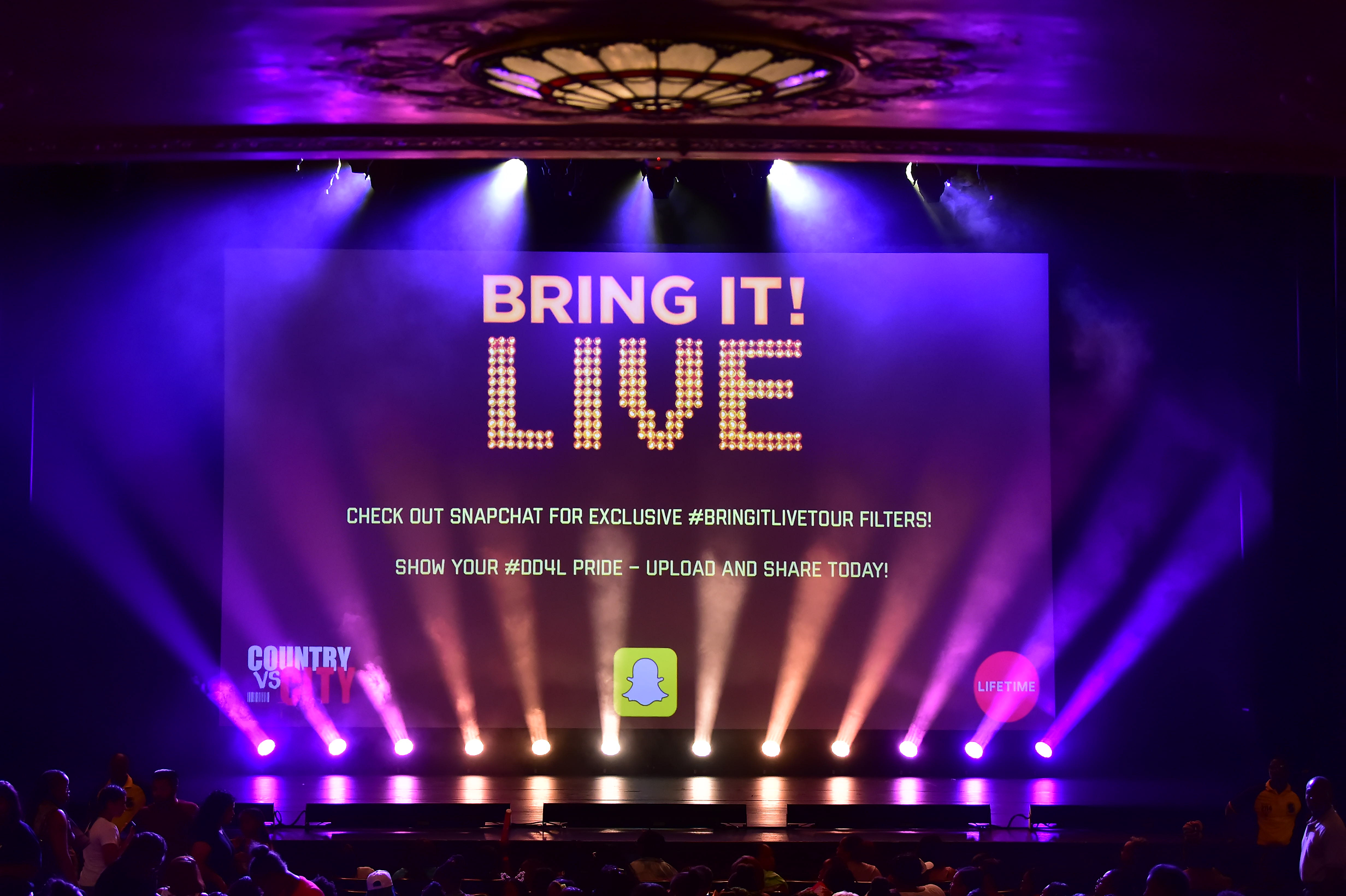 Bring It! Live - 2017  North American Tour - Mills Entertainment