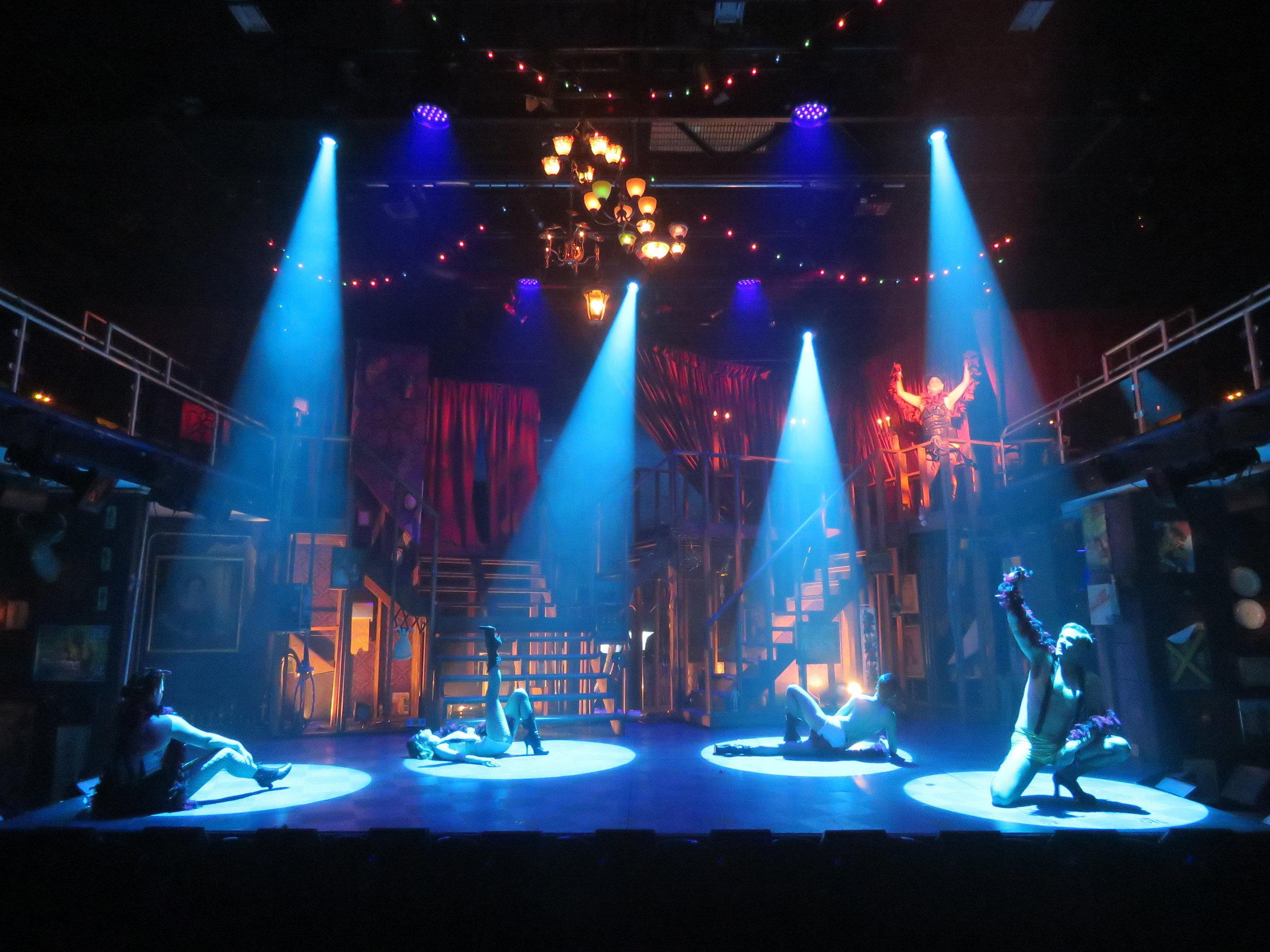 The Rocky Horror Show - 2017  Winnipesaukee Playhouse - Meredith, NH